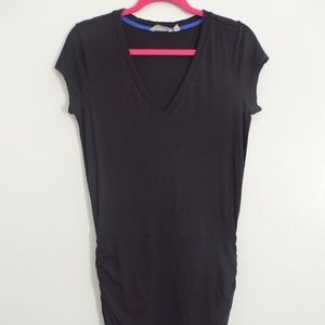 Athleta active dress with side ruched detail